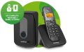 TELEFONE S/F COM RAMAL EXTERNO TIS 5010